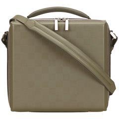 Louis Vuitton Gray Damier Glace Bruce