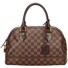 Louis Vuitton Brown Damier Ebene Duomo