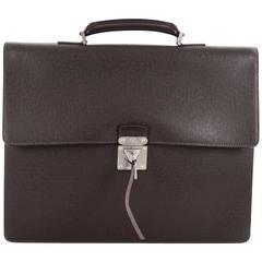 Louis Vuitton Robusto 2 Briefcase Taiga Leather