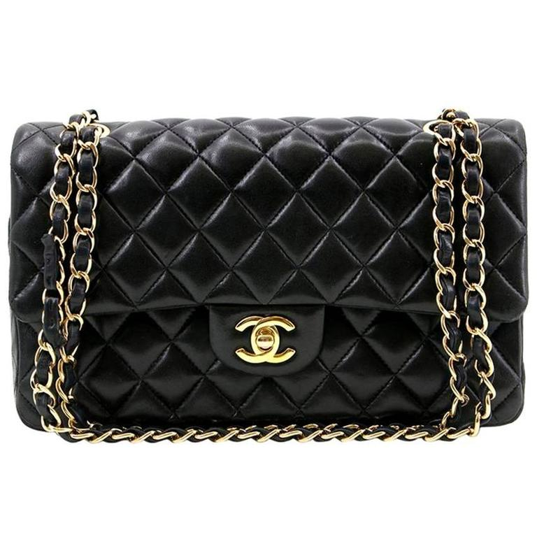 5f47787d006172 Chanel Classic Double Flap Bag For Sale at 1stdibs
