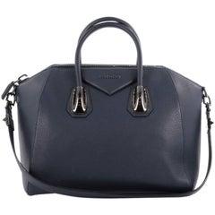 Givenchy Antigona Bag Leather and Kenya Metal Medium