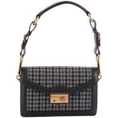 Prada Sound Bag Tweed Small