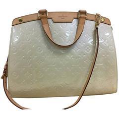 Louis Vuitton Brea Handbag Monogram Vernis GM