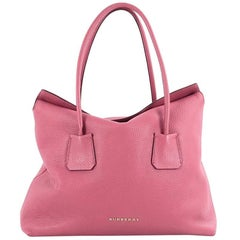 Burberry Baynard Tote Grainy Leather