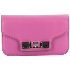 Proenza Schouler PS11 Chain Wallet Leather