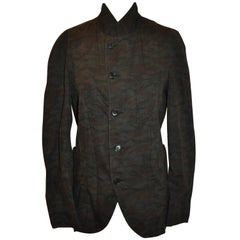 Comme des Garcons Camouflage Multi-Patch Pocket Button Jacket
