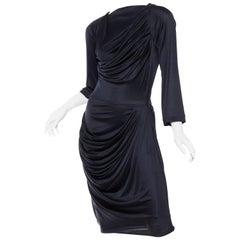 Alexander McQueen Sexy Jersey Dress