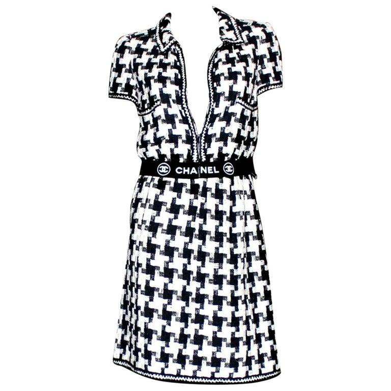 Chanel CC Signature Logo Lesage Fantasy Tweed Skirt or Dress Suit