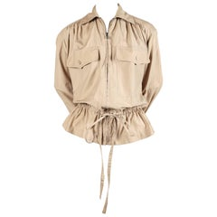 1970's YVES SAINT LAURENT safari jacket