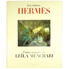 SELTENES HERMES Les Vitrines Hermes Contes Nomades Leila Menchari Buch