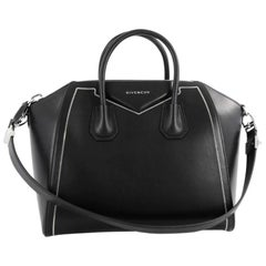 Givenchy Antigona Bag Leather with Chain Detail Medium