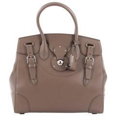 Ralph Lauren Collection Soft Ricky Handbag Leather 33