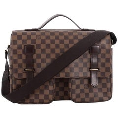 Louis Vuitton Broadway Bag Damier
