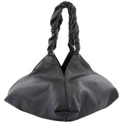 Givenchy Pyramid Shoulder Bag Leather