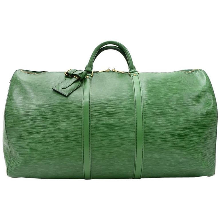 4117477ed4c7 Louis Vuitton Epi Leather Duffle Bag - Ontario Active School Travel