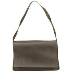 Lanvin Black Leather Shoulder Bag