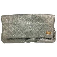 Louis Vuitton Limelight Clutch Metallic Jacquard Textile GM