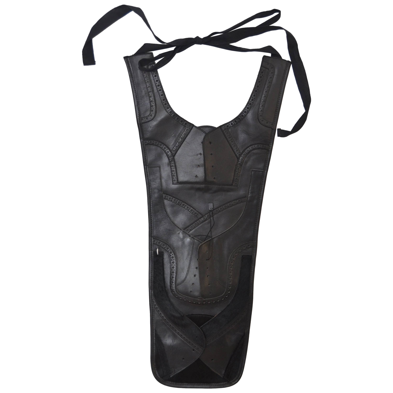 d9117948d92 Maison Margiela Swiss-Dot Tulle Apron Dress NEW For Sale at 1stdibs