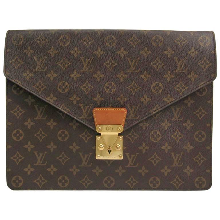 Louis Vuitton Monogram Mens Womens Carryall Travel Top Handle Satchel Bag Nng93k4yuR