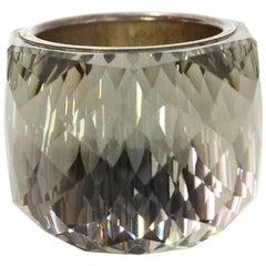 Swarovski Crystal Nirvana Ring sz 8/ EU58