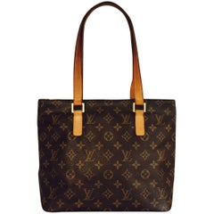 Louis Vuitton Cabas Monogram Tote With Two Handles