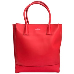 Mulberry Red Leather  Arundel Tote Bag