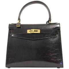 1990s Cellerini Leather Handbag