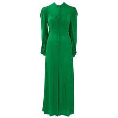 Jean Muir Maxi Dress
