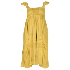 I'm Isola Marras Yellow Sun Dress