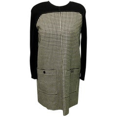 Courreges Dress - Black and White
