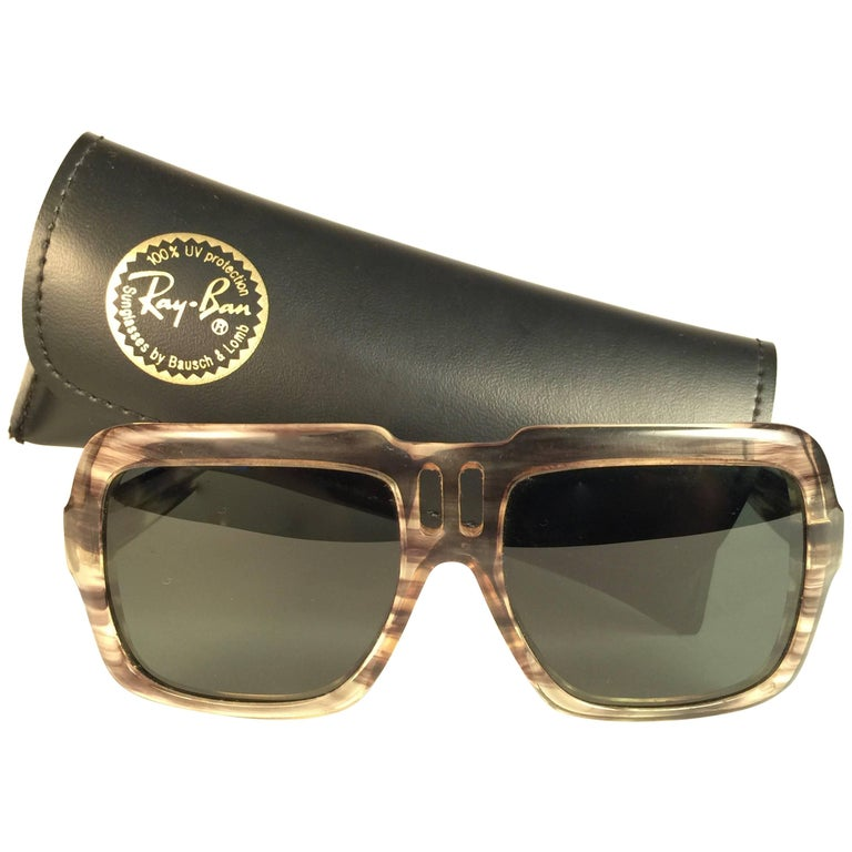54b0c6cd721 B l Ray Ban Vintage Gold G15