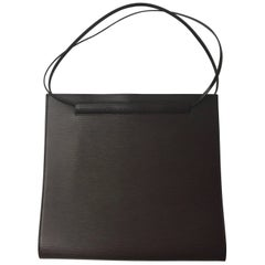Louis Vuitton Saint Tropez Brown Epi Leather Shoulder Bag
