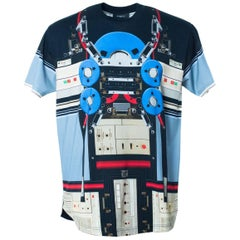 Givenchy Men's Multi Color Transformer Graphic T-Shirt