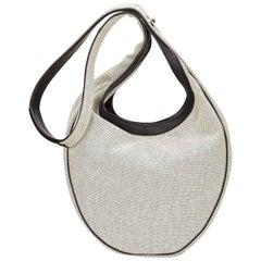 Hermes Gray Sakuruko Shoulder Bag