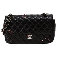 Chanel 2.55 Single Flap Lady Bug