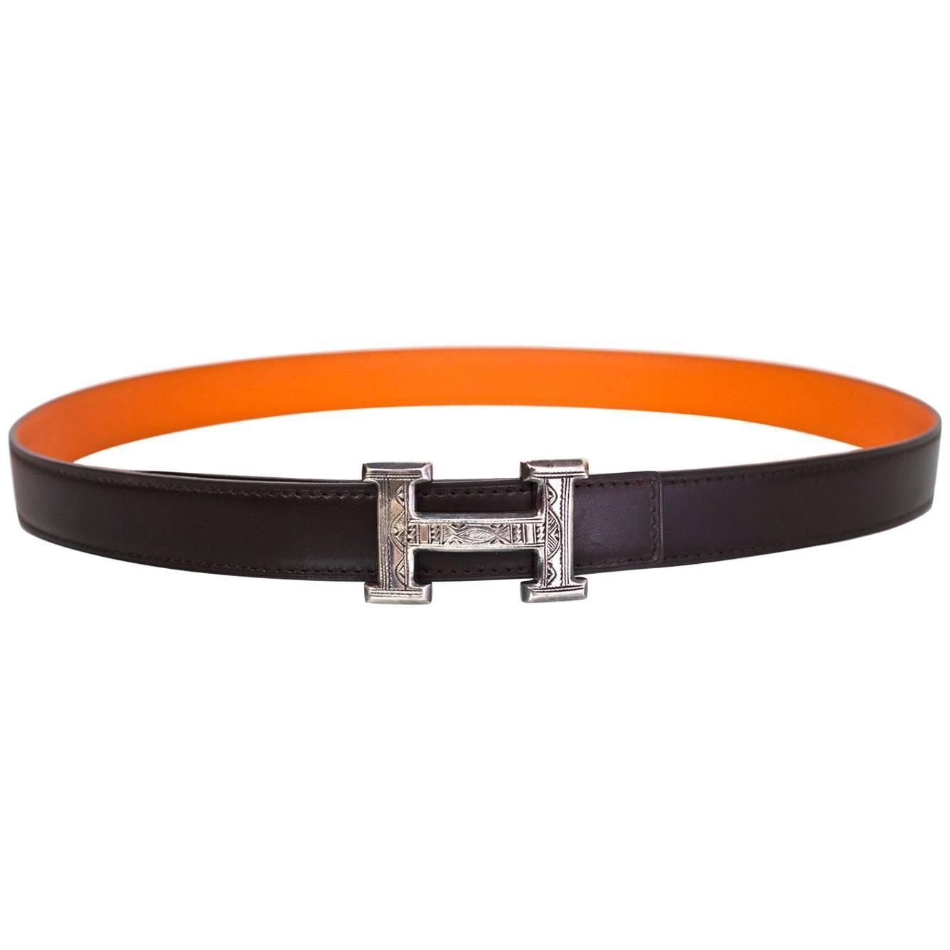 M 85 Hermes Belt