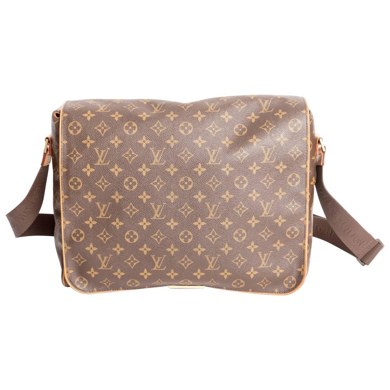 Louis Vuitton Laptop Messenger Bag