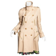 Junya Watanabe Comme des Garcons Trench Coat - Large