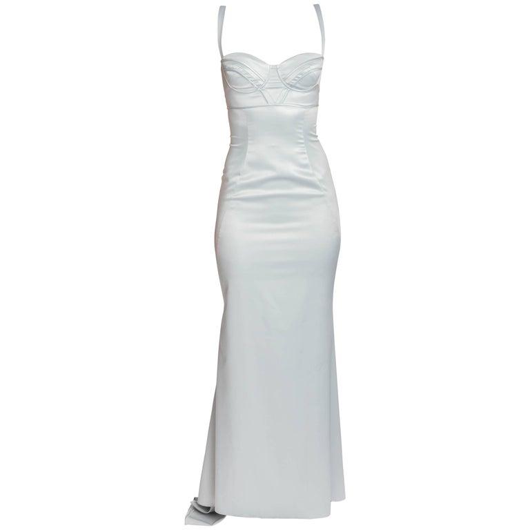 Roberto Cavalli Corset Gown - Size 38