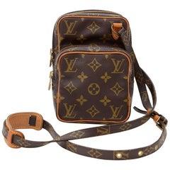 Vintage Louis Vuitton Mini Amazone Monogram Canvas Messenger Bag