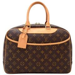 Louis Vuitton Deauville Monogram Canvas Hand Bag