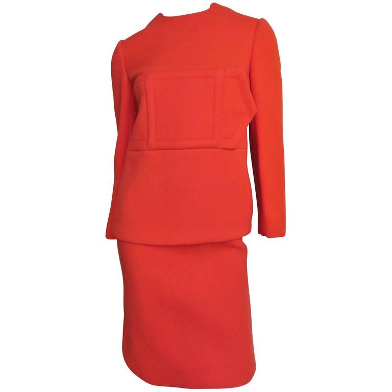 1960's Geoffrey Beene Skirt & Jacket 1