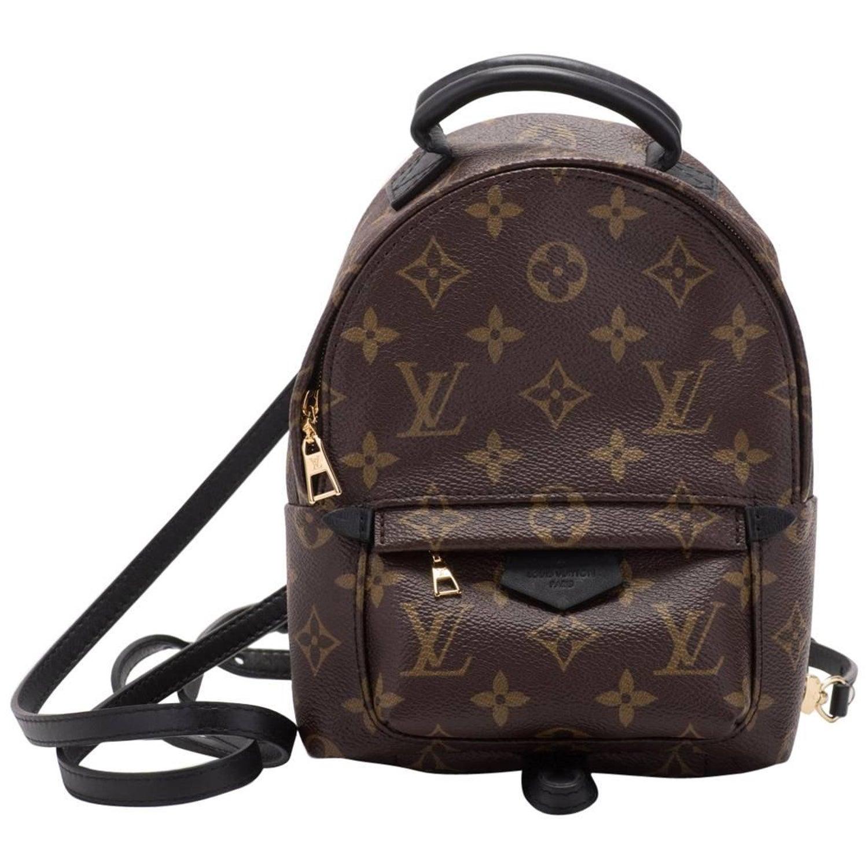 b8d3e19a5ab Louis Vuitton Palm Springs Mini Backpack