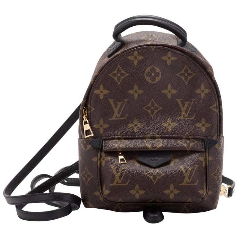 Louis Vuitton SOLD OUT Palm Springs Mini Backpack BNIB