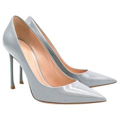Dior Grey Essence Pumps
