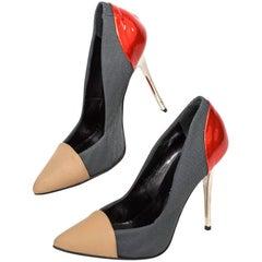 Proenza Schouler Cap Toe Stiletto High Heels