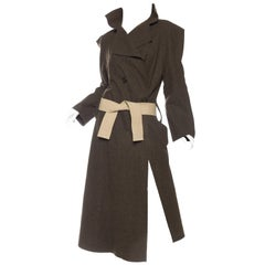 Vivienne Westwood Savage Wool Trenchcoat