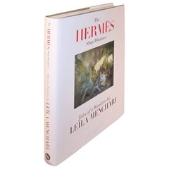 'The Hermes Shop Windows' Book Featuring Art of Leila Menchari