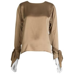 Yves Saint Laurent Silk Blouse