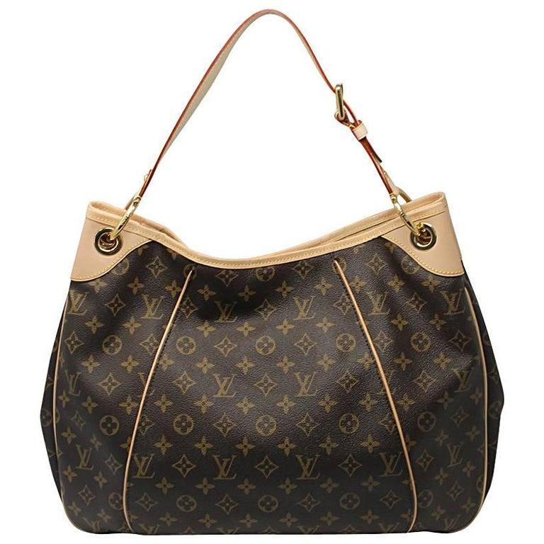 fc09d0c9d804 Louis Vuitton Galliera GM Monogram Handbag with Receipt   Dust Bag For Sale